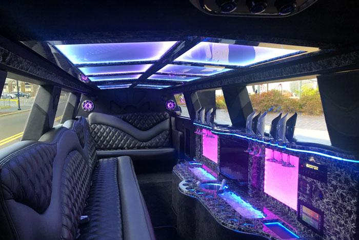 Bella Luxury Limo Stretch SUVs